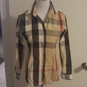Burberry London Women's Shirt size M
